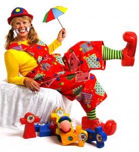 Clown Rosinchen 2